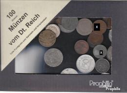 Deutsches Reich 100 Gramm Münzkiloware - Coins & Banknotes