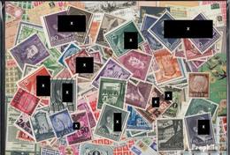 Generalgouvernement 100 Verschiedene Marken - Abstimmungsgebiete