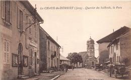 La Chaux Du Dombief Canton St Laurent Poste - Other Municipalities