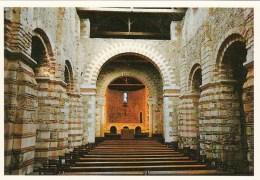 44 - Saint.PHILBERT-de-GRAND-LIEU - Intérieur De L'abbatiale Carolingienne - France