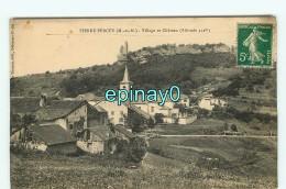 B - 54 - PIERRE PERCEE - PRIX FIXE - Village Et Château - édition Thomas - France