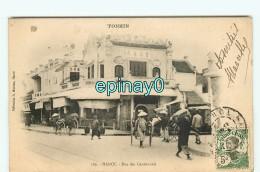 B - VIET NAM - HANOI - PRIX FIXE - Rue Des Cantonnais  - édition Moreau - Vietnam