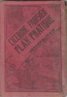CARTINA DI PARIGI Con Stradario - Edizione 1923  (110210) - Europa