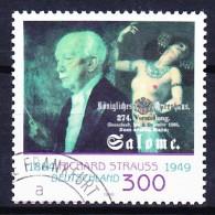 ALLEMAGNE - REP. FEDERALE 1999 YT N° 1908 Obl. - Usados
