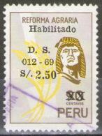 Yv. 496-PER-2303 - Peru