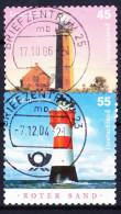 ALLEMAGNE - REP. FEDERALE 2004-05 YT N° 2235 Et 2301 Obl. - Usados