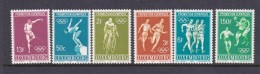 Olympic Games 1968 Mexico Luxembourg Olympic Games MNH - Summer 1968: Mexico City