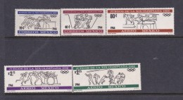 Olympic Games 1968 Mexico Mexico 1966 Preolympic Games MNH - Summer 1968: Mexico City