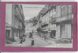 88.- PLOMBIERES-LES-BAINS  .- Rue Stanislas  Partie Haute - Plombieres Les Bains