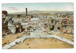 CPA LIBAN BAALBECK L'ACROPOLE - Libanon