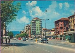 Italie °° Torino - Place Sabotino Boulevard Peschiera - écrite 1974 - Italia