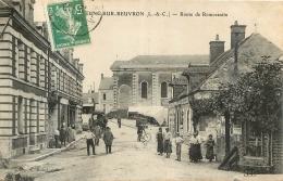 NEUNG SUR BEUVRON ROUTE DE ROMORANTIN - Neung Sur Beuvron