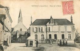 SANTHENAY PLACE DE LA MAIRIE - France