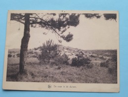 EREKAART - St. STANISLASINSTITUUT Berchem ( Vermeire ) Anno 1959 ( Duinen / Zie Foto Voor Details ) !! - Ecoles
