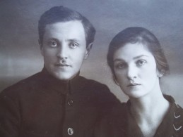 USSR. Soviet Family. 1927 - Anonymous Persons