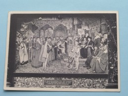 EREKAART - St. STANISLASINSTITUUT Berchem ( Van Dessel ) Anno 1947 ( Zie Foto Voor Details ) !! - Ecoles