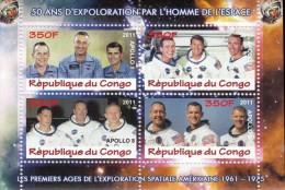Congo 2011 USA Project Apollo1,7,8,9 Team MS - Africa