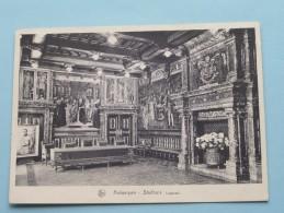 EREKAART - St. STANISLASINSTITUUT Berchem ( Van Dessel ) Anno 1947 ( Antwerpen / Zie Foto Voor Details ) !! - Ecoles