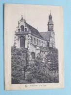 EREKAART - St. STANISLASINSTITUUT Berchem ( Jan Vanderhaeghe ) Anno 1952 ( Antwerpen / Zie Foto Voor Details ) !! - Ecoles