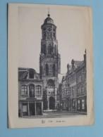 EREKAART - St. STANISLASINSTITUUT Berchem ( René Van Rompaey ) Anno 1944 ( Lier / Zie Foto Voor Details ) !! - Ecoles