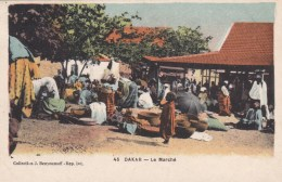 DAKAR - LE MARCHE - Senegal