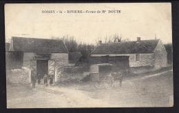 CPA 91 Boissy La Riviere Ferme De Mr Doute - Boissy-la-Rivière