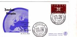 AIN / 1964 JUMELAGE EUROPEEN CHATILLON SUR CHALARONNE / WACHTERSBACH - France