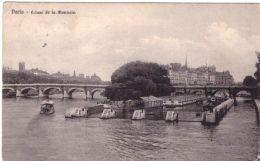 Paris Ecluse De La Monnaie - Brücken