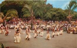 TAHITI . GROUPE OTEA PROFESSIONNEL HEIVA . - Tahiti