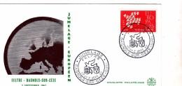 30 / 1962 / JUMELAGE EUROPEEN / BAGNOLS SUR CEZE / FELTRE - France