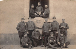 POSTIERS- CARTE PHOTO - A SITUER - Postal Services