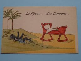 Le Rêve - De Droom : Verkocht Ten Voordele Der Missiën / Missions ( ) Anno 19?? ( Zie Foto Voor Details ) !! - Missions
