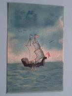 Ship / Bateau : Verkocht Ten Bate Der Missiën / Missions - Anno 19?? ( Zie Foto Voor Details ) !! - Missions