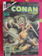 Album Conan N° 7 De 1992. Semic Marvel Comics.contient Les N° 19,20,21 - Conan