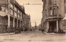 51  REIMS  Rue De L'Etape - Reims