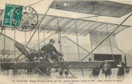 69 - RHONE - Lyon - Aviation - Chavez - Lyon