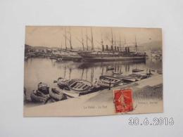 La Ciotat. - Le Port. (12 - 7 - 1908) - La Ciotat