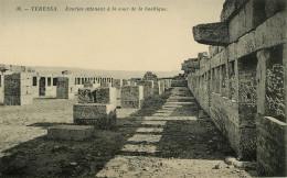 Algérie - Tébessa - Ecuries Attenant à La Cour De La Basilique - Bon état Général - Tebessa