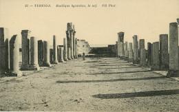 Algérie - Tébessa - Basilique Byzantine - La Nef - Bon état - Tebessa
