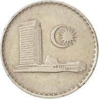 Malaysie, 10 Sen, 1973, Franklin Mint, TTB+, Copper-nickel, KM:3 - Malaysie