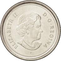 Canada, Elizabeth II, 10 Cents, 2006, Royal Canadian Mint, SPL, Nickel Plated - Canada