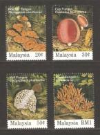 MALAYSIA  1995  Mushrooms - Champignons