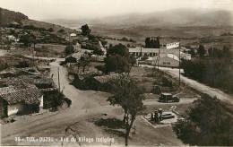 Algérie - Voitures - Automobile - Tizi Ouzou - Vue Du Village Indigène - état - Tizi Ouzou
