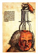 Gersdorff Feldtbuch Der Wundartzney 1530 Surgery Unused Card - Health