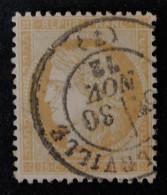 TYPE CERES - III EME REPUBLIQUE 1872 - OBLITERE - YT 59 - PETITS CHIFFRES - 1871-1875 Ceres