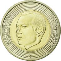 Monnaie, Maroc, Mohammed VI, 5 Dirhams, 2002, SUP, Bi-Metallic, KM:109 - Maroc