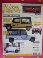 Rétro Passion N° 120 De 2000. Isetta Velam Citroën Méhari Austin Shelby Cobra Ford Gt40 - Auto/Moto