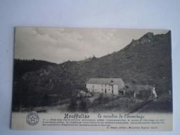 Houffalize - Le Moulin De L'Ermitage (Molen) Ca 1918 Ed. Desaix