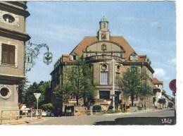 DONAUESCHINGEN. Das Rathaus. Hôtel De Ville. (Enseigne, Panneaux Circulation) - Donaueschingen