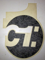 BMW.C1 FORMEL 1 VERSION 2001 STICKER DECAL - Automobile - F1